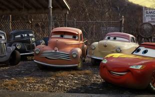 Ekskluzivna premiera: Avtomobili 3