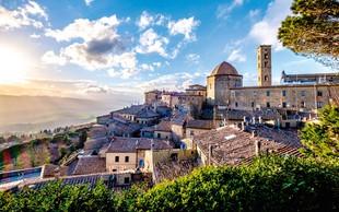 Spoznajte Toskano: Etruščanski mesti Volterra in Cortona