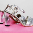 Ročno izdelani čevlji Ingrid Logar