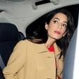 George in Amal Clooney postala starša dvojčkov