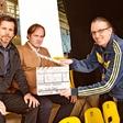 Marko Naberšnik: Na predstavitvi v Cannesu