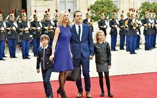 Emmanuel in Brigitte Macron: V slogu Romea in Julie