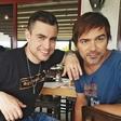 Omar Naber z Ladom na karaokah: Po dolgem času spet skupaj