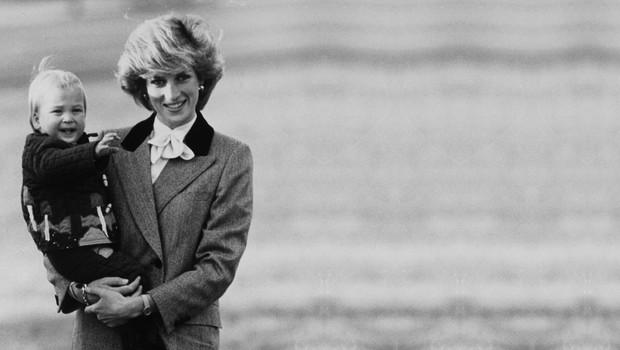 Družina princa Williama nikoli ne bo spoznala Diane (foto: Profimedia)