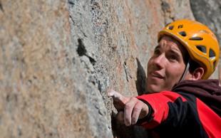 Alex Honnold: Nekateri so za divje, ekstra divje in nevarno!