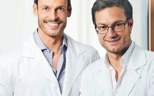 Estetska kirurga dr. Višnjar in dr. Medved: Z manj poizkušava narediti več