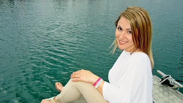 "Sara Rutar: ""MasterChef je moja osebna zmaga!"" (foto: Alpe)"