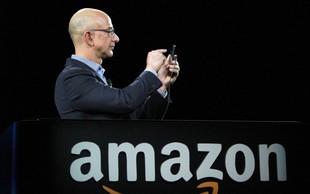 Ustanovitelj Amazona Jeff Bezos na prvem mestu lestvice najbogatejših Američanov