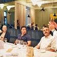 Teden nezavžene hrane: Znani Slovenci na večerji v restavraciji JB