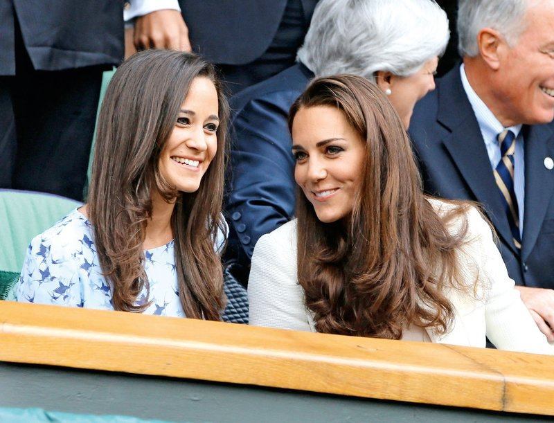 Kate in Pippa