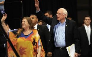 Sandersova soproga pod finančno preiskavo FBI, ki jo je sprožil Trumpov nekdanji šef kampanje!