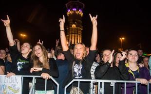 Brežice, moje mesto: Od deževno obarvane koncertne evforije do sončne kulinarike!