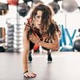 Nataši Gorenc je težje slediti v zasebnem življenju kot na treningu