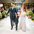 Lionel Messi in Antonella Roccuzzo: Poroka v domačem Rosariu