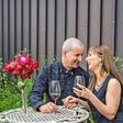 Tamara Fortuna in DJ Sylvain praznovala 10 let ljubezni