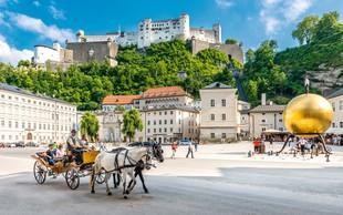 Ideja za vikend izlet: Potep po Salzburgu