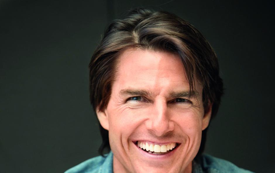 Tom Cruise: Zamenjal 15 šol v 14 letih (foto: Profimedia)