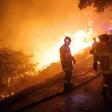 Na jugu Francije zaradi požara evakuirali najmanj 10.000 ljudi