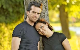 Melinda in Andrej Škufca: Želiva si družine