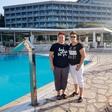 Martina Ipša in Janja Zdolšek: Na poročnem potovanju v Grčiji