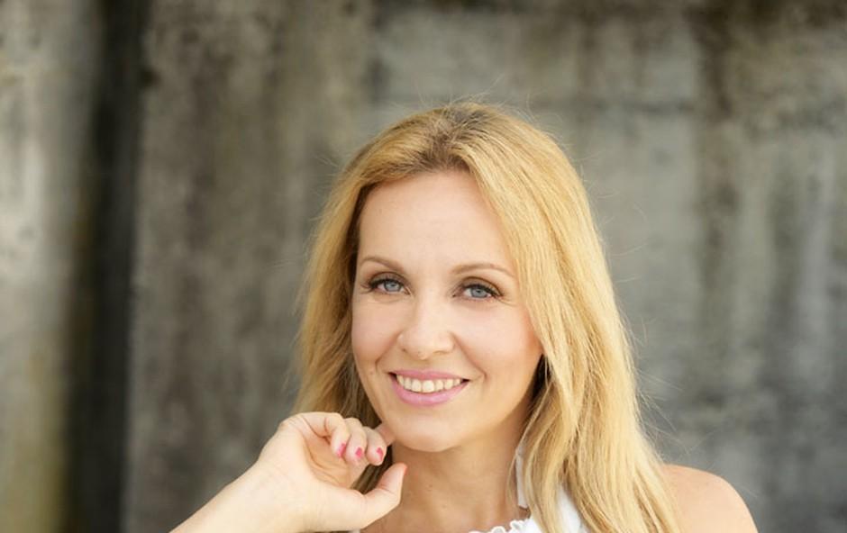 """Sanja Modrić: """"Če si nekaj resnično želiš, lahko marsikaj narediš sam"""" (foto: Primož Predalič)"""