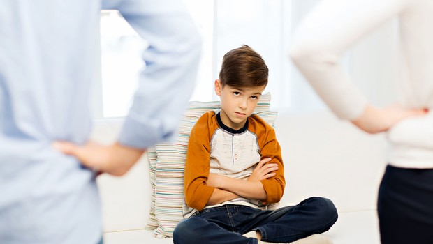 Marko Juhant in Mateja Teja Bučinel: O oblikah otroškega nasilja (foto: Shutterstock)