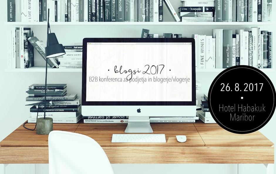 Blogsi – edinstveni dogodek za blogerje in podjetja (foto: Blogsi)