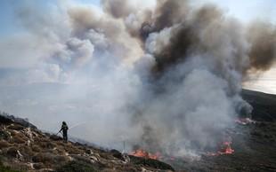 V nekaterih občinah preklic požarne ogroženosti, na več območjih opozorilo ostaja