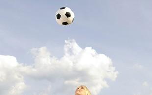 Razbijamo stereotipe: Tudi ženske imajo rade nogomet