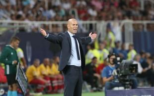 Zidane po uspešni sezoni dobil novo, donosnejšo pogodbo