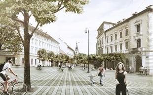Začela se je prenova Gosposvetske ceste v Ljubljani