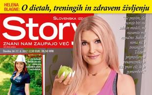 Helena Blagne o dietah, treningih in zdravem življenju! Več v novi Story!