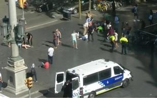 V Španiji se po napadih nadaljuje iskanje osumljencev