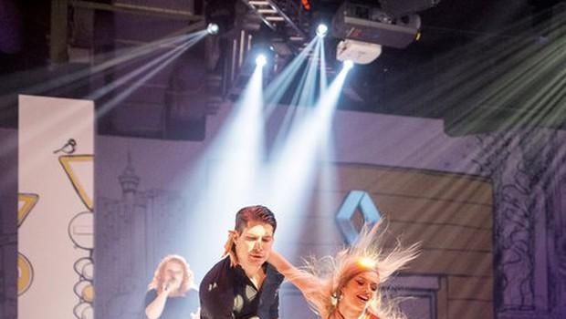 On je prvi znani plesalec nove sezone šova Zvezde plešejo (foto: Arhiv revije Nova)