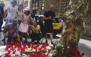 Španska policija ubila glavnega osumljenca za napad v Barceloni