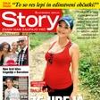 Tanja Žagar že ureja otroško sobico! Več v novi Story!