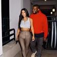 Kim Kardashian in Kanye West pričakujeta četrtega otroka!