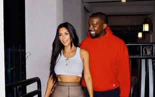 Kim in Kanye spet v središču pozornosti - posvojila naj bi dečka iz Armenije