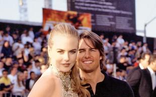 Tom Cruise: Scientologi za njegov zlom gležnja krivijo bivši ženi