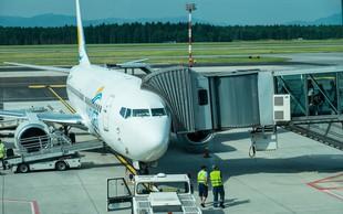 Julija rekordno število potnikov na ljubljanskem letališču