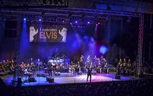 Bleščeči koncert ob 40-letnici smrti kralja rock & rolla  'I remember Elvis'