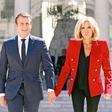 Žena francoskega predsednika dala svoj prvi intervju
