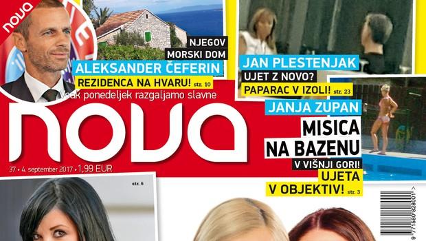 TV-spremembe: Špela Močnik zamenjala Katjo Tratnik! Več v novi Novi! (foto: Revija Nova)