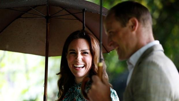 Vroča novica iz palače! Britanski princ William in Kate pričakujeta tretjega otroka (foto: profimedia)