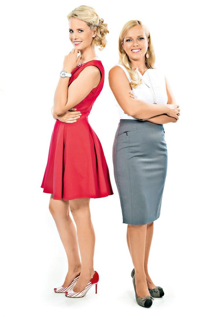 Ob Špeli bo nova jutranja voditeljica postala tudi Helena Pirc, njeni bodo jutranji petki.