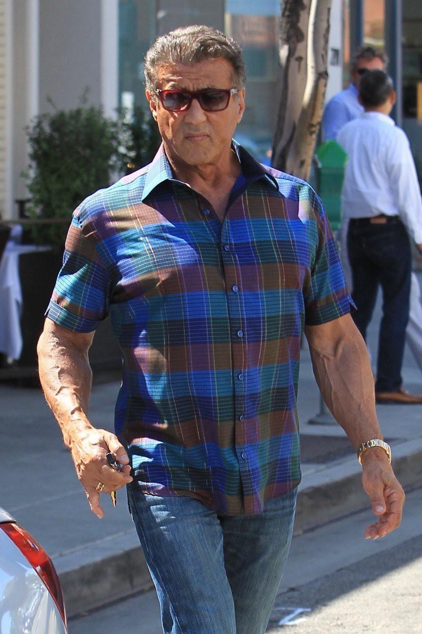 Sylvester Stallone bo snemal nadaljevanje filma Creed (foto: profimedia)
