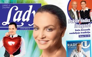 V novi Lady Oriana Girotto, Tanja Ribič in Lorella Flego razkrivajo, kako biti seksi po štiridesetih!