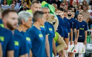 Slovenska košarkarska izbrana vrsta premagala francosko s 95:78
