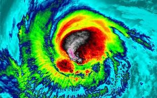 V Mehiškem zalivu nova tropska nevihta