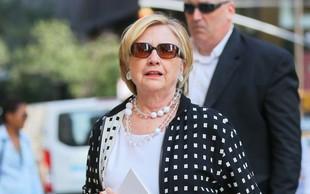 Clintonova v svoji novi knjigi o razlogih za volilni poraz